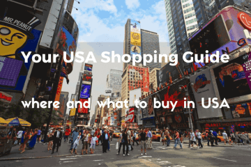 Your USA Shopping Guide