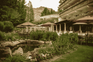 Knob Hill Inn in Idaho
