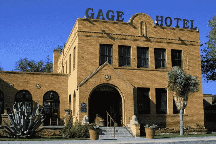 Gage Spa, Marathon, Marathon, Texas