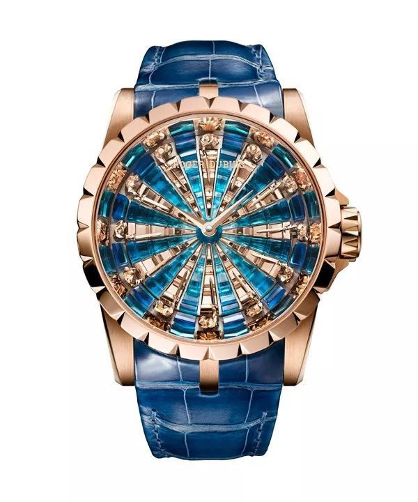 Excalibur knights of the round table watch - Roger dubuis knights of the round table watch ...