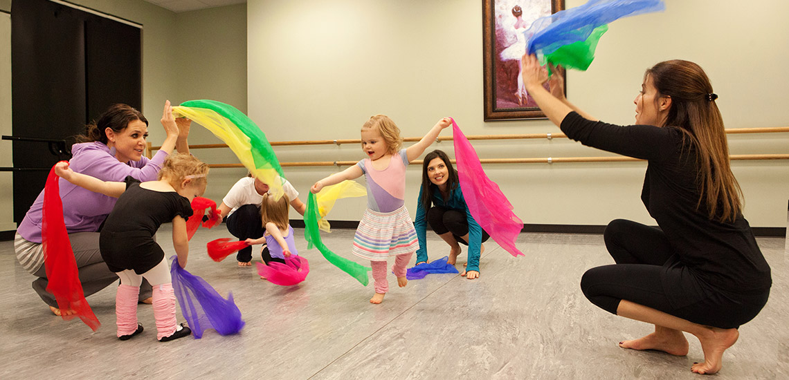 Utah Dance Artists - Dance With Me - Dance Classes For ...