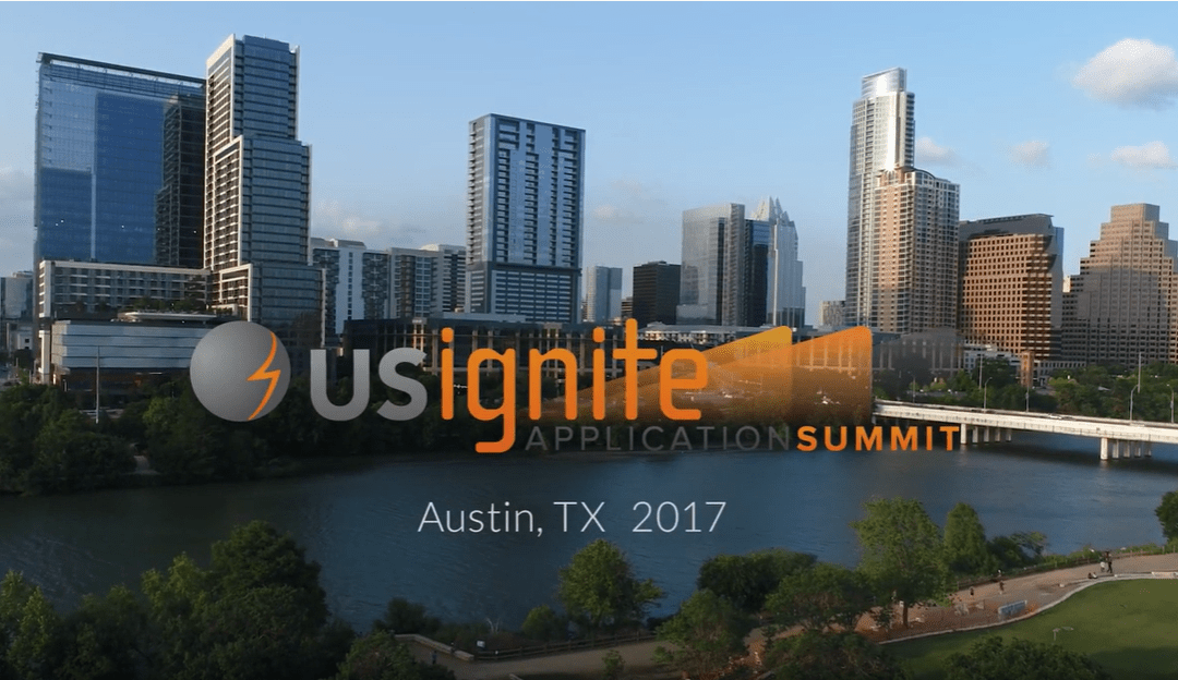 Demo at the 2020 US Ignite Application Summit