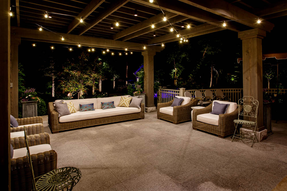 How To Hang Patio String Lights Amp Considerations For Caf 233