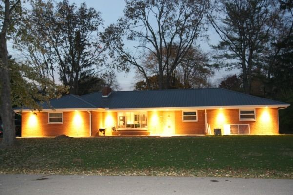 how to enhance recessed soffit lighting