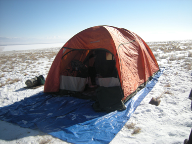 This is the first time Iu0027ve tried using summer c&ing gear to stay warm in sub-zero temperatures. & Winter/Snow Camping Ideas and Tips - Utah Preppers