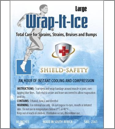 Review: Wrap-It-Ice Bandages