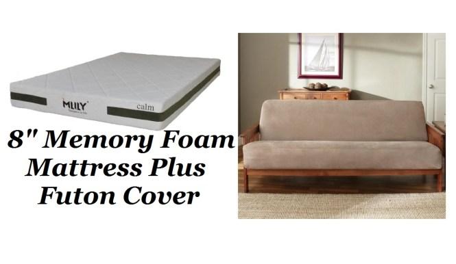 Queen Size Avail For 219 Matching Pillows 30 8 Mlily Calm Bamboo Memory Foam Mattress 469