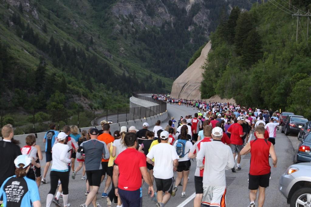 Provo Utah Marathon Amp Half Utah Valley Marathon Fast