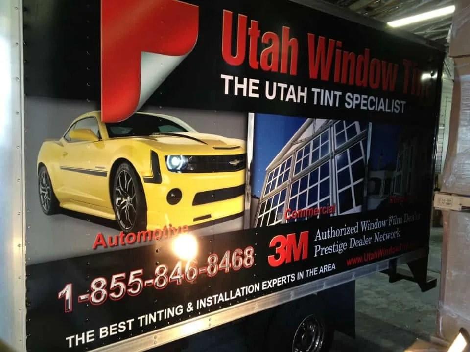 Utah Tint Law 2020