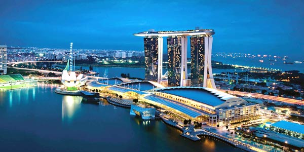 Singapore honeymoon destinations