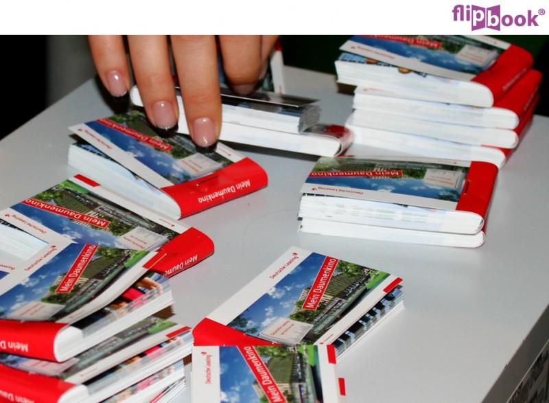 Daumenkino Event Deutschland - Neues originelles Eventtool FLIP-BOOK