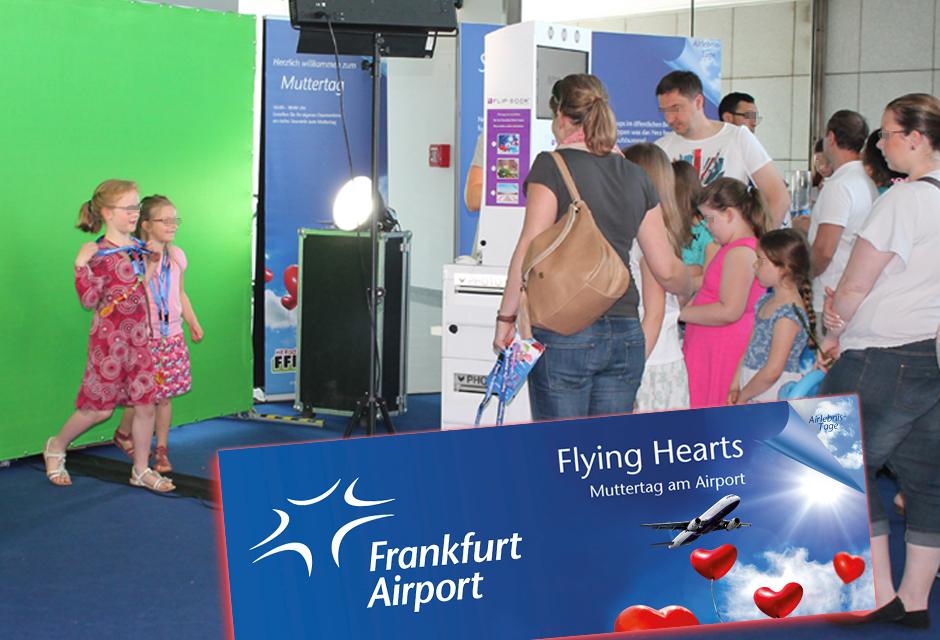 Daumenkino Miete Frankfurt - Muttertag am Flughafen Frankfurt