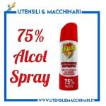 alcol spray scudo