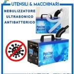 sanificatore nebulizzatore