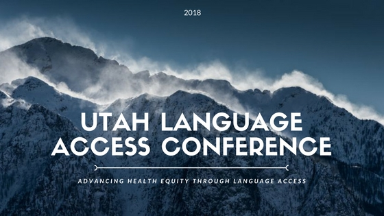 Utah Language Access Conference