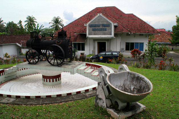 Image result for Museum Timah Indonesia    pangkal pinang