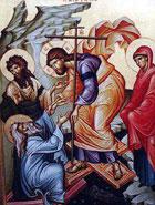 Sarbatoarea Pastilor, Sfintele Pasti, sarbatori de peste an,   invierea Domnului
