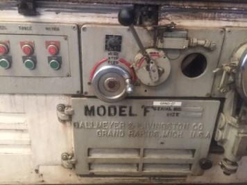 -Gallmeyer & Livingston-Model F-3