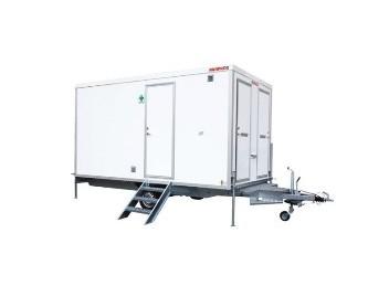 Letthus / Toalett / Moduler
