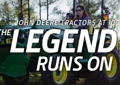John Deere 100 Years