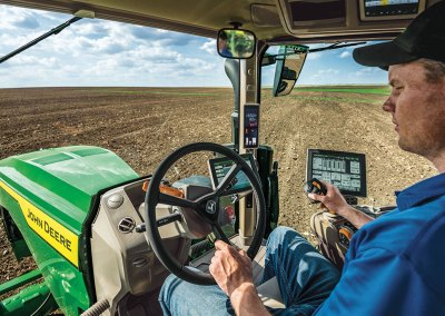 John Deere Connected Support Product Page