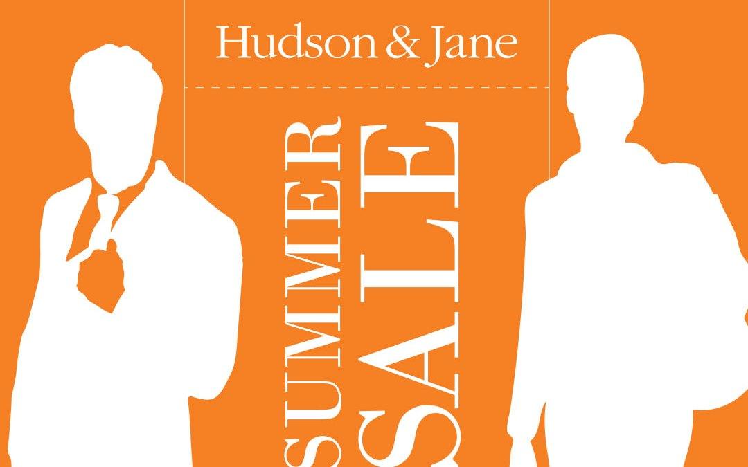 Hudson & Jane Summer Sale