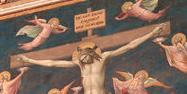 Affresco - Taddeo Gaddi - chiesa di Santa Croce, Firenze