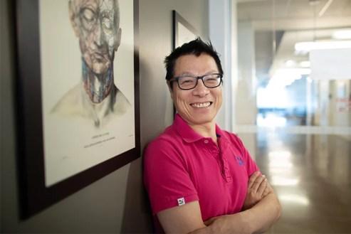 Portrait of Kang Lee