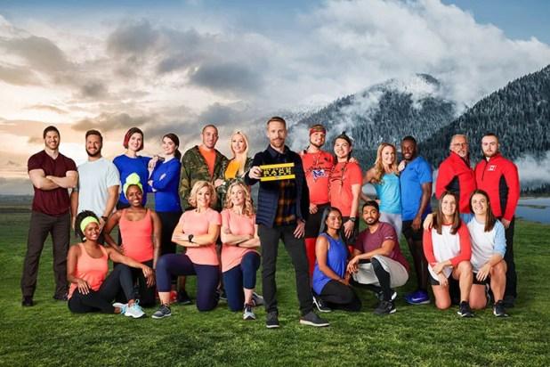 Amazing Race Canada group shot