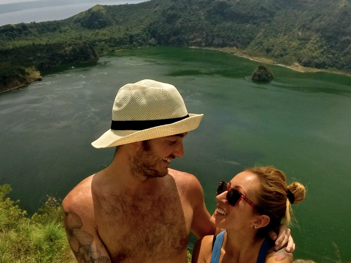 Taal Volcano Philippines The World S Smallest Active