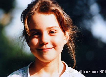 Kejt Midlettone sa 5 godina