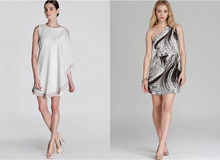 Asimetrična haljina