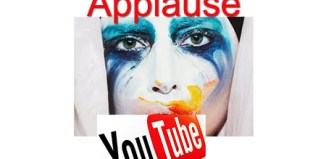 applause video Lady Gaga