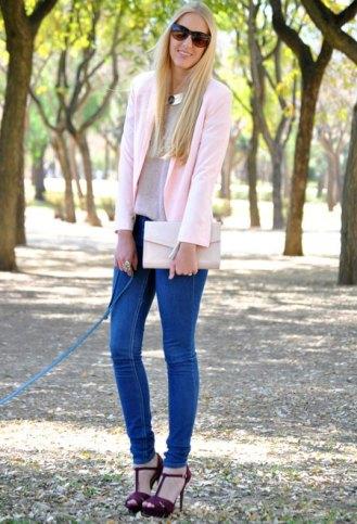 Pastelno roze boja