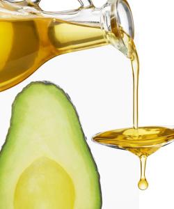 Avokado i maslinovo ulje