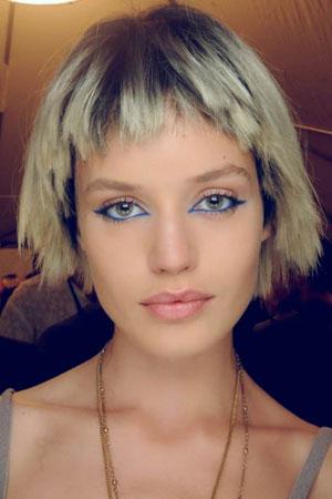 Smelo plave oči