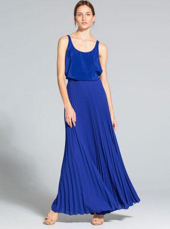 Uterque plisirana haljina