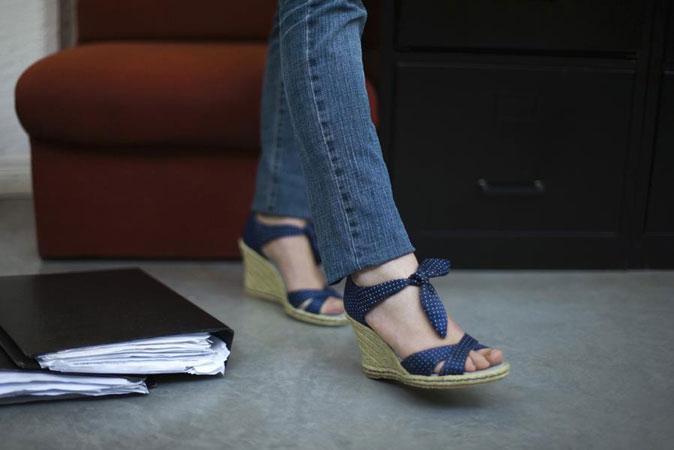 Zabavite se prilikom izbora cipela
