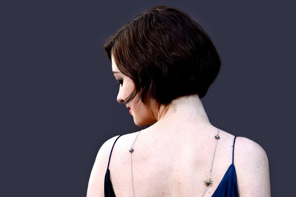 Ogrlica na leđima