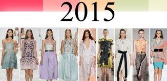 Pet vrućih boja za leto 2015