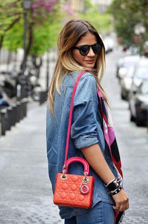 Lady Dior mini torba