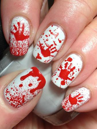 krv na noktima