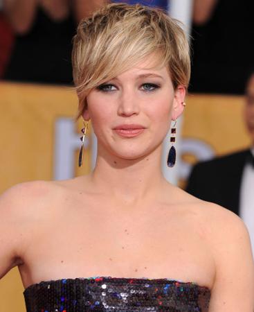 . Jennifer Lawrence