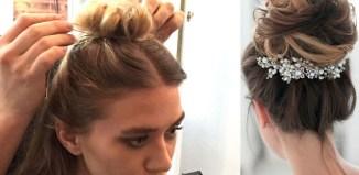 Glamurozna šminka i frizure