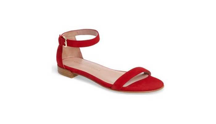 Stuart Weitzman Nudistflat sandale
