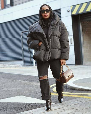 siva puffer jakna