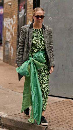 zeleni print
