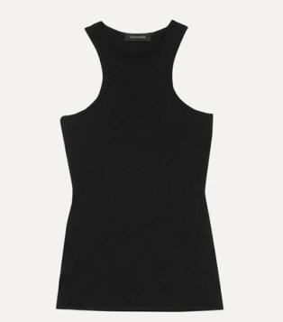 crna sportska majica na bratele