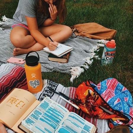 VSCO devojke vole piknik
