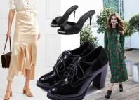 Cipele uz dugu haljinu